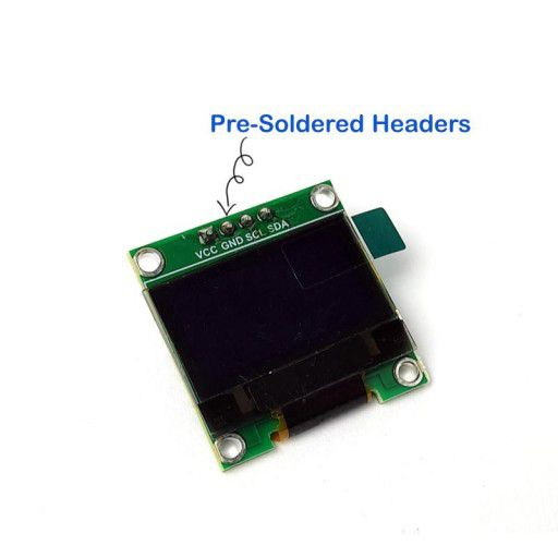 OLED I2C 0.96Inch 128x64 Blue Display