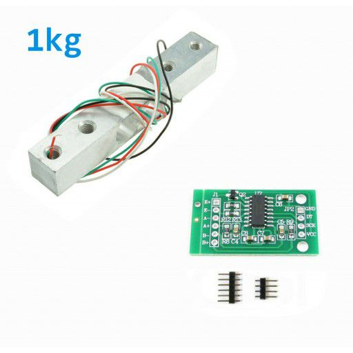 1kg Load Cell with HX711 Amplifier