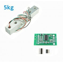 5kg Load Cell with HX711 Amplifier