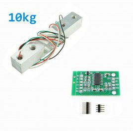 10kg Load Cell with HX711 Amplifier