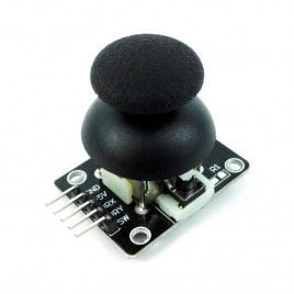 2 Axis Analog and Button PS2 Joystick Module