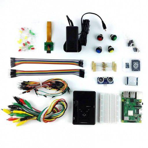 Raspberry Pi 3B+ Beginner Kit