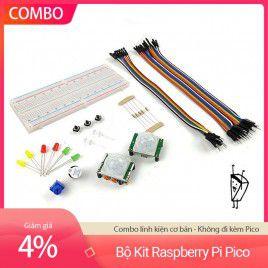 Bộ Kit Raspberry Pi Pico Cơ Bản - không đi kèm Pico