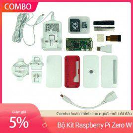 Bộ Kit Raspberry Pi Zero W cho người mới bắt đầu