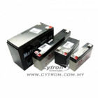 Lead Acid Rechargeable Battery and Charger