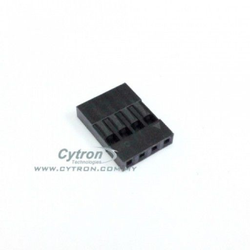 2561 PCB Connector Housing 4 Ways