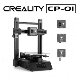 Creality CP-01 3-in-1 Intelligent Modular 3D Printer