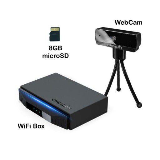 Creality Smart Kit-WiFi Box & Camera & 8GB uSD Card