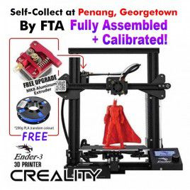 Fully Assembled Creality Ender-3 3D Printer -Self Collect (FTA)