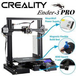 Ready Stock: Creality Ender3 PRO 3D Printer DIY Kit (Unassembled)