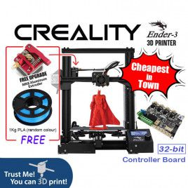 Creality Ender3 3D Printer DIY Kit (Unassembled)
