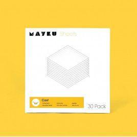 Mayku Cast Sheets (PETG) 0.5mm 30 Pack