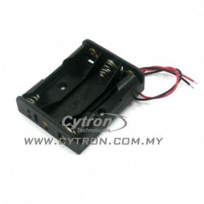 3xAA Battery Holder
