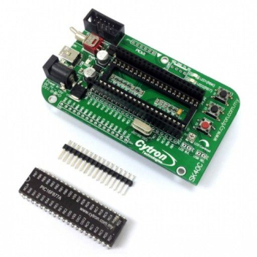 40 pins PIC Start-Up Kit Combo 1