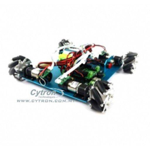4WD 60mm Mecanum Wheel Arduino Robot Kit