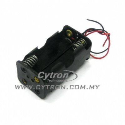 4xAA Battery Holder (Compact)