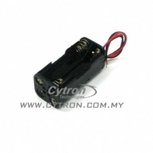 4xAAA Battery Holder (Compact)