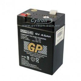Sealed Lead Acid Battery 6V 4.5Ah