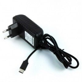 5V 3A Adapter USB Type C Cable (EU plug)
