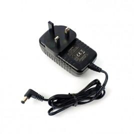 Adapter 5V 4A R/Angle DC Jack 2.1mm - UK Plug