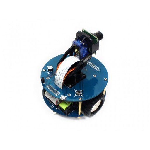 AlphaBot2 robot kit for Raspberry Pi 3 (w/o Pi)