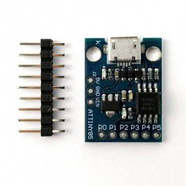 Digispark Attiny85 USB microB Arduino Compatible