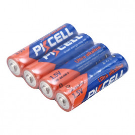 PKCELL Ultra Alkaline AA Battery (4pcs)