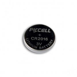 PKCELL CR2016 3V Button Cell Battery (1pcs)