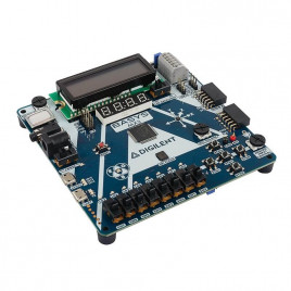 PIC32MX Embedded System Trainer Board