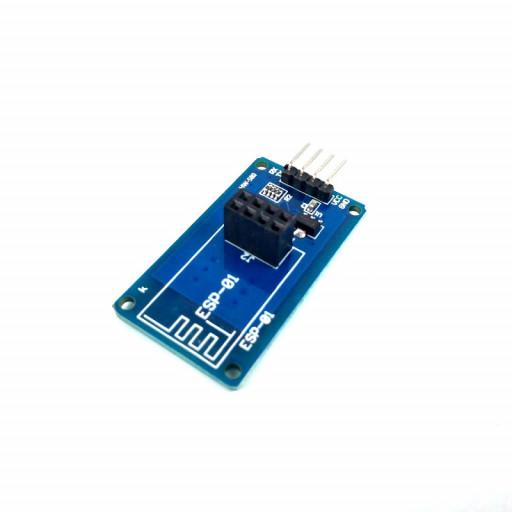 ESP01 3V3 5V Serial Adapter