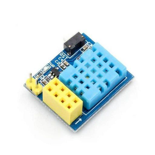 ESP01 Humidity and Temperature Module