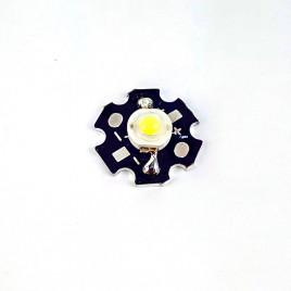 1W High Power LED Beads 6000K (Cool White)