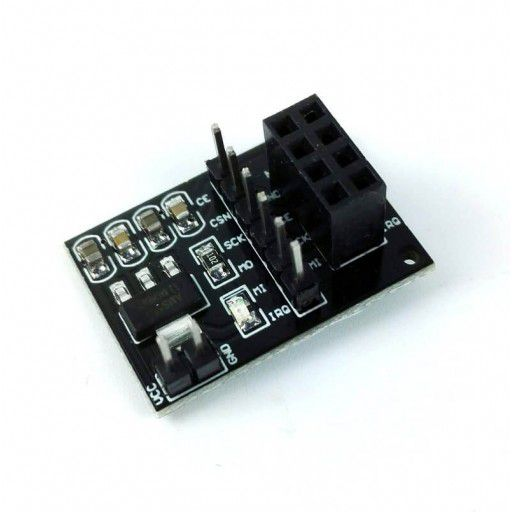 Breakout for NRF24L01 with Socket