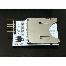 SD&MMC Card Module Double Side BK_SD_03