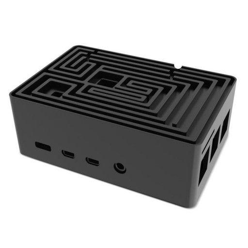 Raspberry Pi 4 Maze Pro Passive Cooling Aluminum Case