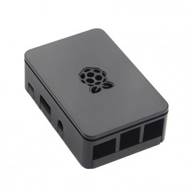 Raspberry Pi 3 Case (Black)