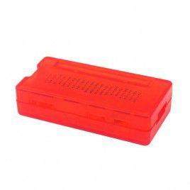 ABS Elegant Case for RPi Zero/Zero W (Red)