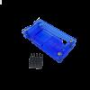 Acrylic Case for RPI Zero/Zero W (Blue)