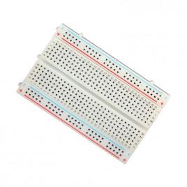 Breadboard 8.5x5.5cm (400 Holes)