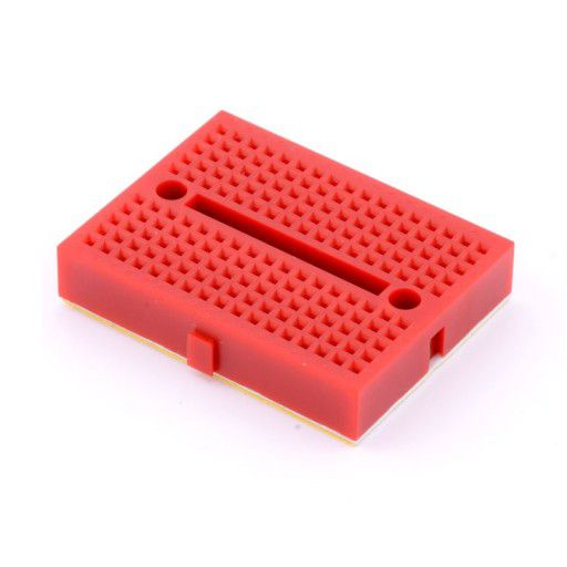 Breadboard Mini(35mmx47mm) - Red