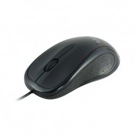 CLiPtec 1000dpi USB Wired Mouse-Black