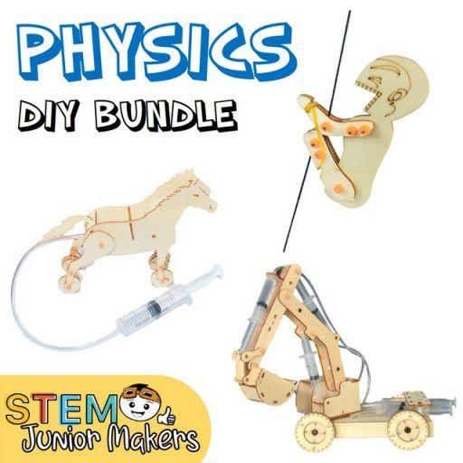Digital Making DIY Kit Physics Bundle