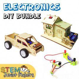 Digital Making DIY Kit Electronics Bundle