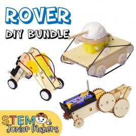 Digital Making DIY Kit Rover Bundle