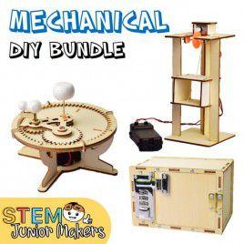 Digital Making DIY Kit Mechanical Bundle