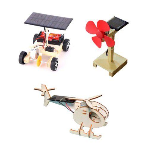 Renewable Energy DIY Kit Bundle 1