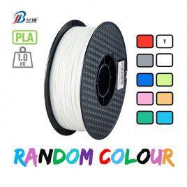 LanBo 1KG 1.75mm PLA Filament - Random Colour