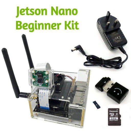 Jetson Nano B01 Beginner Kit
