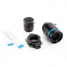 Raspberry Pi High Quality Camera+6mm+16mm Lens