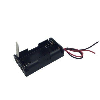 2xAA Battery Holder - Swiss Knife Switch